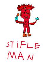 Stifle Man