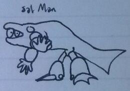 Sal Man Rough Draft