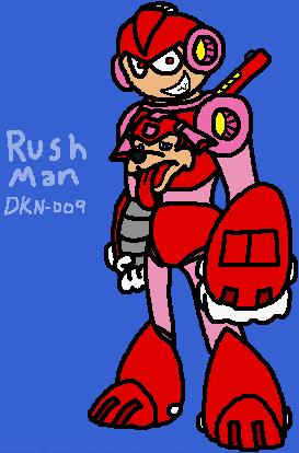 Rush Man