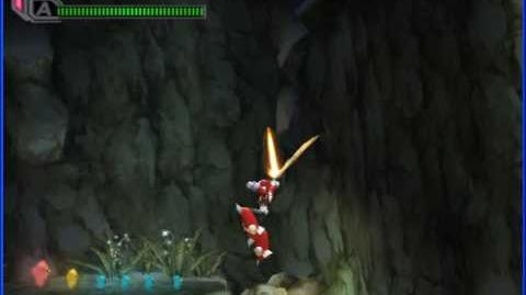 Megaman X8 Rasetsusen Glitch