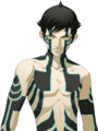 Artwork of Demi-God for Shin Megami Tensei IV Final DLC.png