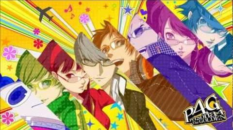 Persona 4 Golden OST- Time To Make History