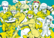 Persona 4 Arena Ultimax Manga Vol.2 Illustration 01