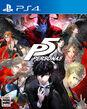 PERSONA5 PS4 box art