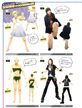 P4D Kanji's Costume Coordinate 05