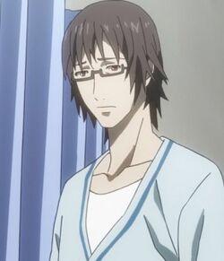 P5 anime Naoya Makigami