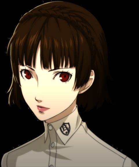 File:P5 portrait of Makoto Nijima's summer school uniform.png