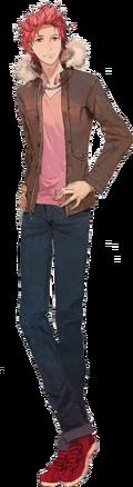 Shin Megami Tensei x Fire Emblem Toma Akagi