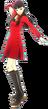 P4D Yukiko Amagi winter outfit change