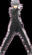 P4D Yu Narukami butler outfit change