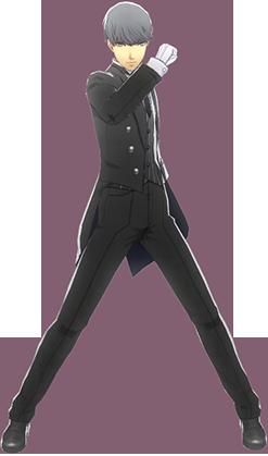 File:P4D Yu Narukami butler outfit change.PNG