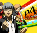 Persona 4 The Card Battle