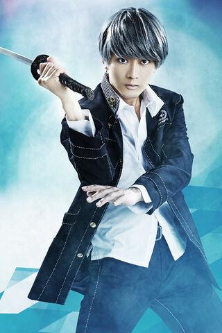 File:Yu Narukami Ultimax Stageplay.jpg
