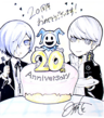 Persona 20th Anniversary Commemoration Illustrated, 06