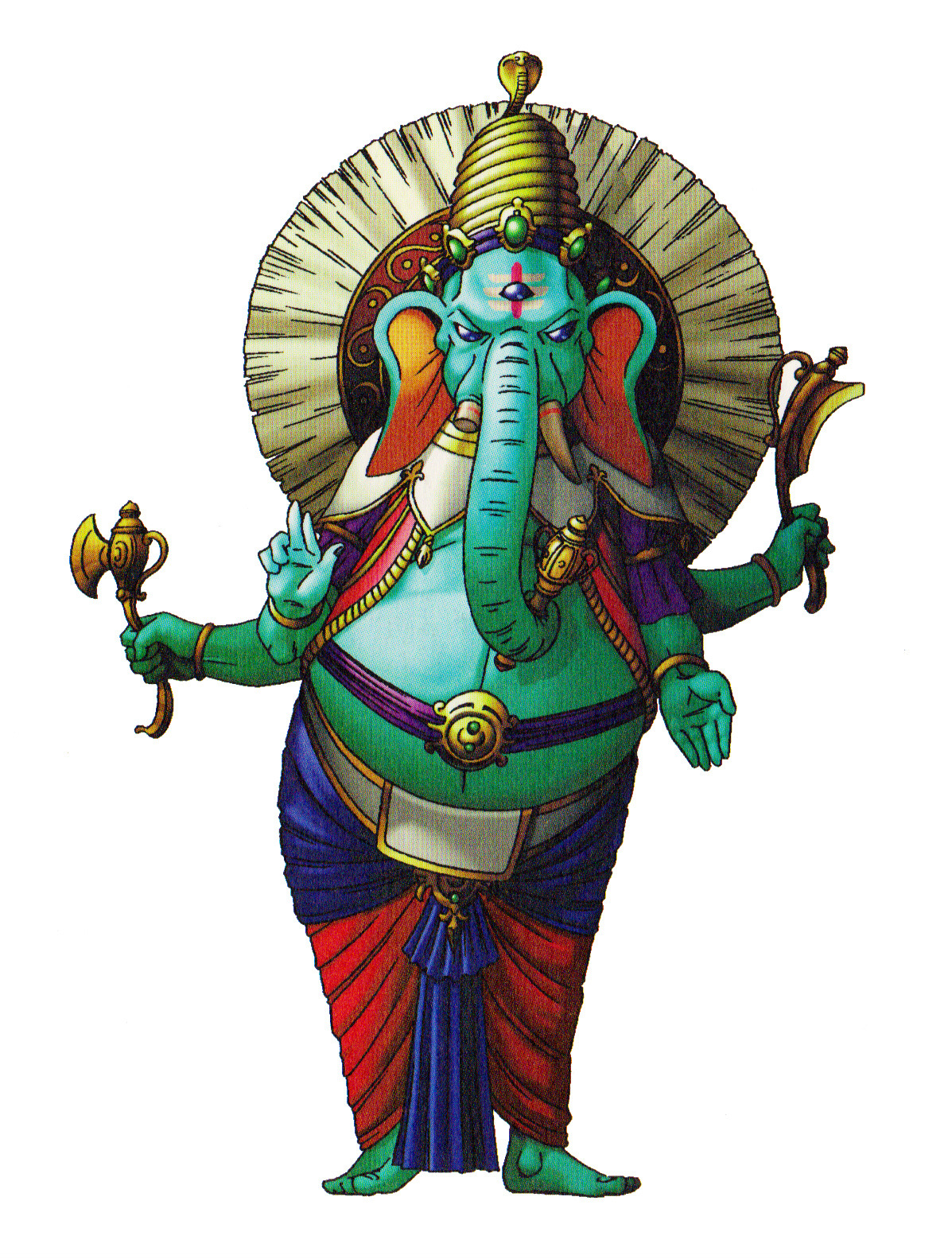 File:Ganesha (Strange Journey).jpg