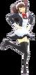 P4D Rise Kujikawa maid uniform
