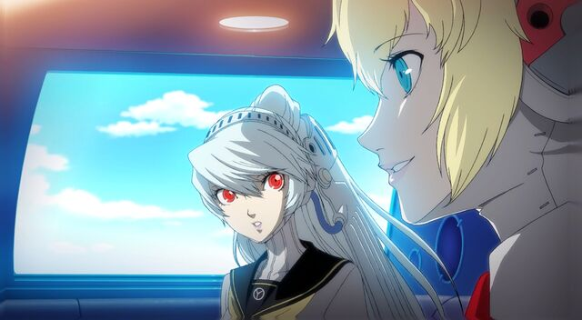File:Aigis (Persona 4 Arena, Story Mode Illustration, 3).jpg