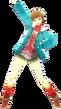 P4D Chie Satonaka Midwinter Outfit change free DLC