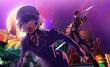 P4AU (P4 Mode, Naoto get attack by Minazuki)