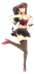 P4D Rise Kujikawa halloween outfit change