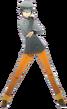 P4D Naoto Shirogane P-color Selection DLC