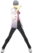 P4D Yu Narukami Original Stage Costume DLC