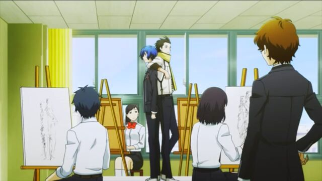 File:Keisuke Hiraga makes a cameo appearances in P3M.jpg