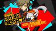 P4AU Shadow Ken and Koromaru render