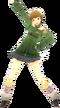P4D Chie Satonaka School Uniform Midwinter change free DLC