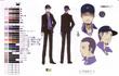 Persona 3 Junpei anime