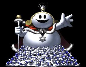 King Frost DSSH