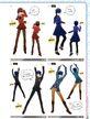P4D Naoto's Costume Coordinate 04