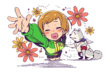 PSC official line stickers 20