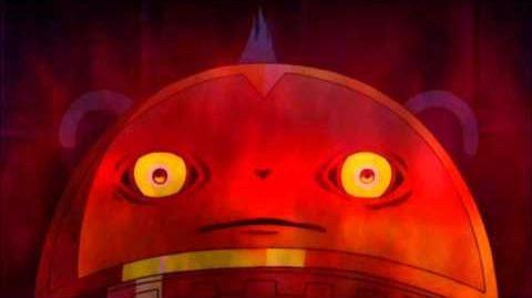 Persona 4 - Shadow Teddie Battle Quotes