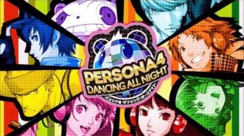 Persona 4 Dancing All Night - Calystegia