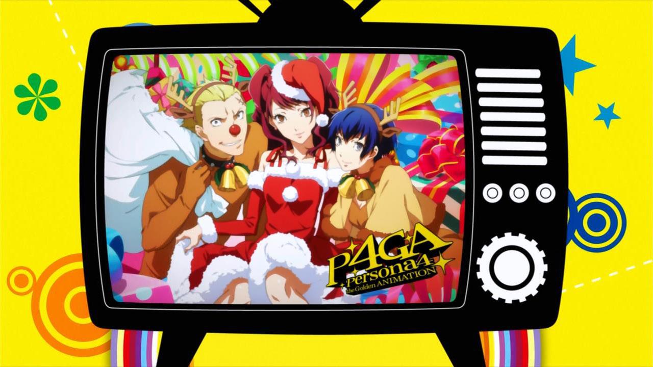 image persona 4 the golden episode 8 christmas theme jpg