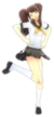 P4D Rise Kujikawa summer school uniform change