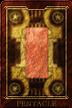 Coin Tarot card