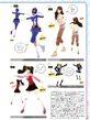 P4D Rise's Costume Coordinate 06