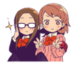 PSC official line stickers 31