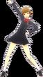 P4D Chie Satonaka Gekkou Uniform (Limited Edition Included - DLC) change