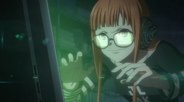 File:P5 Sakura being a hacker at work.png