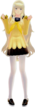 SMTxFE Tsubasa DLC Costume PQ Rei