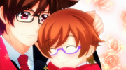 Mitsuki's fantasy