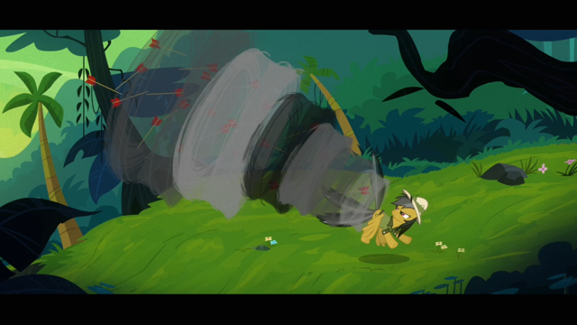 File:Daring Do spinning her tail like a twister S4E04.png