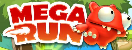 Mega run splash
