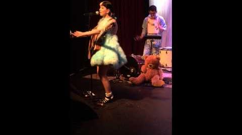 Melanie Martinez - Sweet Escape (Gwen Stefani Cover) - Live at The Lab (Dollhouse EP Tour)