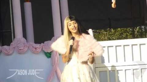 Melanie Martinez - Alphabet Boy HD LIVE 10 8 16