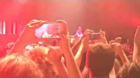 """Melanie Martinez """"Mad Hatter"""" Live 9 23 16"""