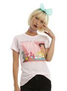 MELANIE MARTINEZ CRY BABY DOLL GIRLS T-SHIRT